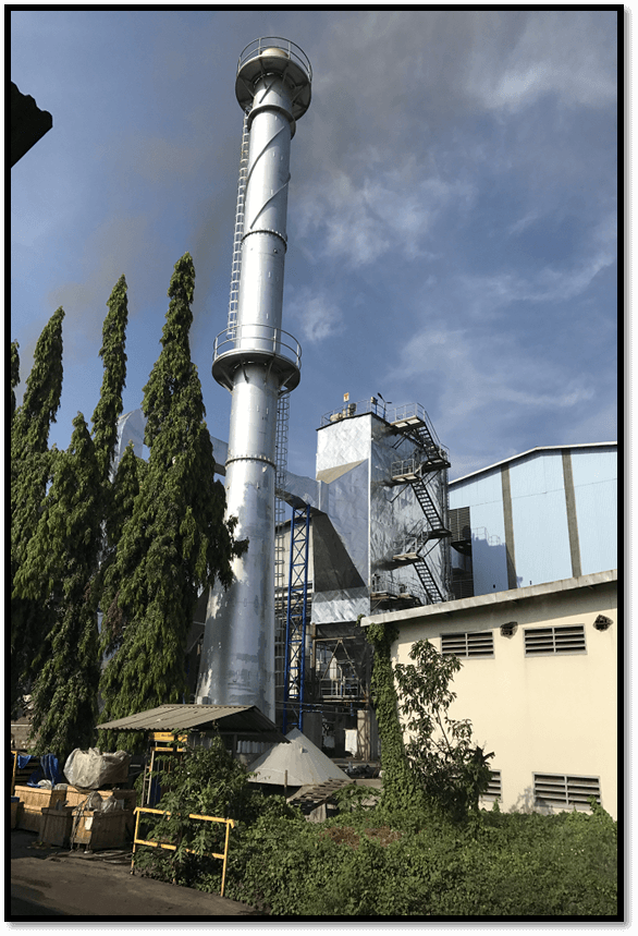 Thermax recently commissioned a captive cogen plant for Bataan 2020's paper unit located in Samaal, the Philippines on an EPC basis.