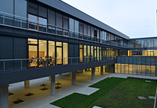 Commercial Education Complex