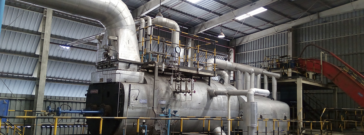 Thermax supports ITC's green initiative by offering 100% biomass-fired boiler ensuring cost saving up to 45%