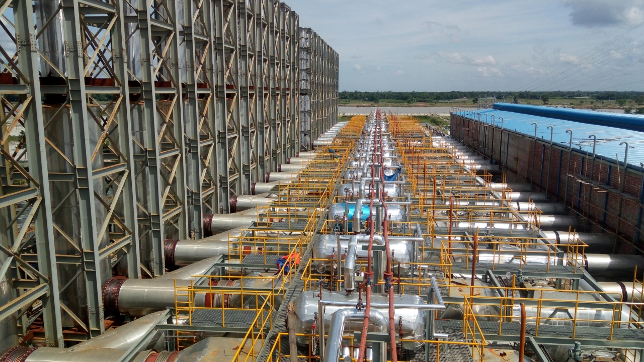 21 Exhaust Gas Boilers Commissioned in Bangladesh