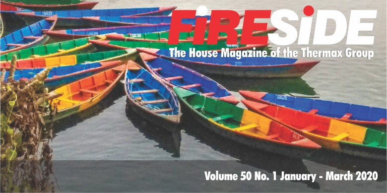 Fireside – Vol.50, Issue 1 released