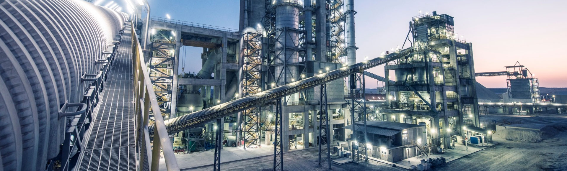 Reduction of Auxiliary Power Consumption for a Cement Plant in Rajasthan