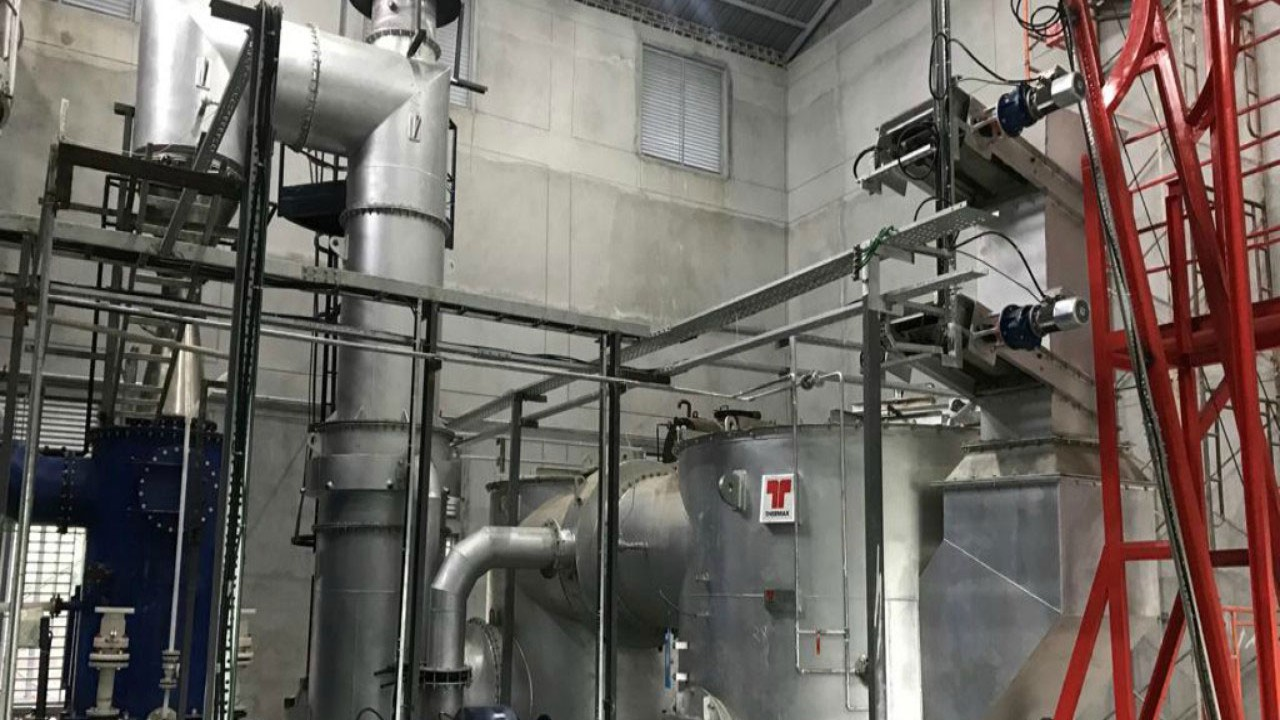 Incinerator for Incepta Pharmaceuticals Limited