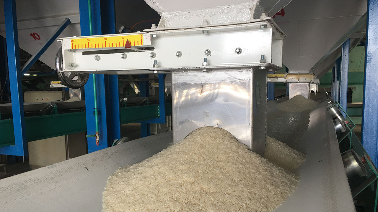 Boilers And Water Treatment Equipment At The Country's Largest Rice Producer